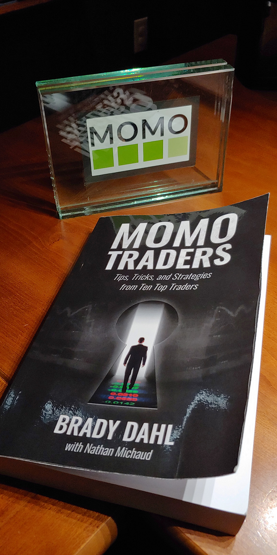 MOMO Traders Stock Market Book Review